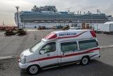 Hai người nhiễm virus corona trên du thuyền Diamond Princess tử vong