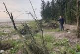 Huyện Nghi Xuân, Hà Tĩnh: Thường trực nguy cơ biển 'nuốt' mất làng