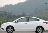 Giá lăn bánh Hyundai Accent, cao nhất 626 triệu đồng