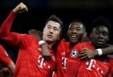 Bayern đè bẹp Chelsea