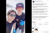 Trương Quỳnh Anh úp mở về khả năng quay lại với chồng cũ Tim