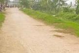 Hà Tĩnh: Chặn đường rút dao đâm chết người cùng xã sau chầu nhậu túy lúy