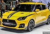 Suzuki Swift Sport 2020 hybrid trình làng, giá chỉ từ 449 triệu đồng