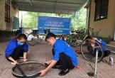 Đoàn thanh niên Hà Tĩnh 'biến' phế liệu thành xe đạp tặng cho học sinh nghèo