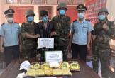 Hà Tĩnh: Bắt đối tượng vận chuyển trái phép 5kg ma túy và 30 ngàn viên ma túy tổng hợp
