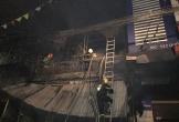 Hà Tĩnh: Cháy cửa hàng thiết bị ô tô, 2 ông cháu tử vong
