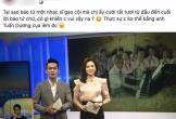 MC Mai Ngọc bị chỉ trích vì biểu cảm tươi cười khi báo tin nhạc sĩ Phong Nhã qua đời trên sóng truyền hình và sự tranh cãi của dân mạng