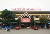 Hàng nghìn ki-ốt trung tâm chợ lớn nhất Nghệ An, Hà Tĩnh đồng loạt đóng cửa