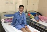 Nữ sinh viên không thể tốt nghiệp vì bị ung thư xương