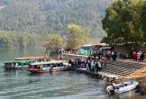 Khai thác tốt hoạt động tại Khu du lịch chùa Hương Tích (Hà Tĩnh)