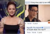 Thu Quỳnh đáp trả cực gắt khi bị dân mạng dùng ảnh Chí Nhân đùa 'quá trớn' trên mạng xã hội