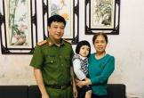 Đi kiểm tra chống dịch, phó công an huyện cứu sống bé gái 3 tuổi