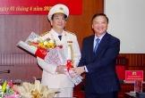 Chân dung Đại tá Đào Xuân Lân - tân Giám đốc Công an tỉnh Khánh Hoà