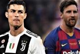 Ronaldo vượt Messi để trở thành cầu thủ hay nhất mọi thời đại