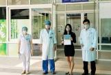 Bệnh nhân COVID-19 số 122 được công bố khỏi bệnh