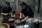 Hà Tĩnh: Vợ lãnh đạo xã nấu 120 suất cơm tặng người cách ly