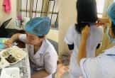 Bên trong bệnh viện dã chiến tuyến đầu biên giới Việt - Lào