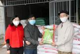 Hai giáo dân Hà Tĩnh ủng hộ 2,6 tấn gạo phòng, chống dịch