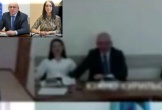 Clip thị trưởng sờ vùng kín nữ cấp phó ở hội thảo về nCoV bị phát tán