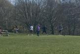Mourinho và sao Tottenham bị chỉ trích vì 'lén' tập ở công viên