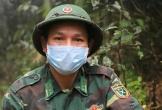 Bộ đội dầm mưa, ngủ rừng lập chốt chống dịch