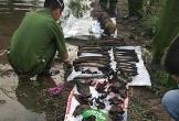 Phát hiện 4 bộ xương người bên bờ sông Sài Gòn