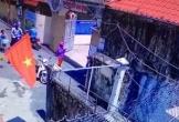 Xuất hiện clip ghi lại sự thật bé lớp 1 ở Hải Phòng đội nắng trước cổng trường