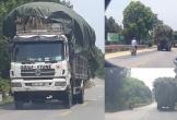 Cảnh sát giao thông Hà Tĩnh