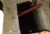 Hà Tĩnh: Điều tra cháu bé tử vong dưới mương nước không có nắp đậy