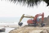 Múc cát sát biển xây biệt thự, sửa sân gôn ở Hà Tĩnh