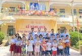 Sàn giao dịch Tâm Quê tặng quà ngày Quốc tế thiếu nhi tại Hà Tĩnh