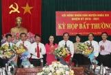 HĐND huyện Can Lộc (Hà Tĩnh) họp bất thường bầu Chủ tịch huyện