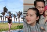 Hiếm hoi diện bikini khoe dáng gợi cảm, Phan Như Thảo đáp trả 'cực khéo' khi bị chê bai ngoại hình sau sinh