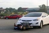 Hà Tĩnh: Chở cháu đi học, người đàn ông gặp tai nạn tử vong thương tâm