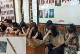 14 nam nữ mở tiệc sinh nhật ma túy trong quán Karaoke