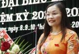 Bà Nguyễn Thị Hà Tân tái đắc cử Bí thư huyện ủy Vũ Quang