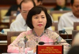 Nguyên thứ trưởng Bộ Công thương Hồ Thị Kim Thoa nhận quyết định khởi tố