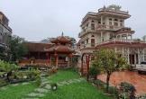 Lóa mắt nhà vườn nghìn m2 của đại gia ở ngoại thành Hà Nội