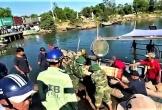 Vụ chìm tàu cá sau va chạm trên biển: Tìm thấy thi thể bé trai 7 tuổi