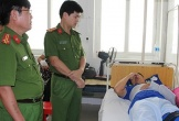 Thanh niên không đội mũ tông đại úy công an trọng thương