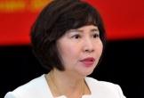 Bà Hồ Thị Kim Thoa ở Pháp khi bị khởi tố