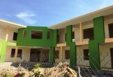 Công trình trường học chưa bàn giao đã nứt nẻ ở Hà Tĩnh: Do dùng gạch không nung?