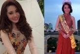 Bất ngờ nhan sắc Jolie Nguyễn khi mới đăng quang năm 18 tuổi