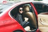 Hoa hậu Jolie Nguyễn từng đi những chiếc xế sang tiền tỷ nào?