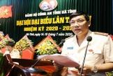 Đại tá Lê Khắc Thuyết được bầu giữ chức Bí thư Đảng bộ Công an tỉnh Hà Tĩnh
