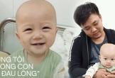 Em bé 14 tháng tuổi mang trong mình 2 loại ung thư: