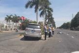 Tai nạn giữa xe biển xanh UBKT Tỉnh ủy Nghệ An và xe máy