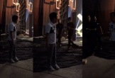 Lộ clip Trường Giang nói lớn tiếng trong hậu trường gameshow