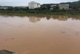 Lũ lớn trên thượng nguồn sông Hồng từ Trung Quốc đang đổ về Lào Cai