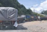 """Doanh nghiệp vận tải qua cửa khẩu Cầu Treo lại """"lao đao"""" vì quy định tạm thời"""